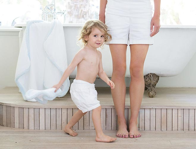 Baby Bath Towels - Bath Time Collection