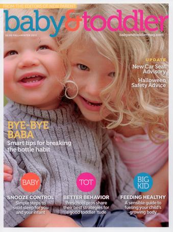 Baby & Toddler Cover