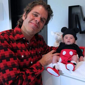 Perez Hilton Little G