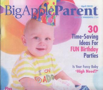 Big Apple Parent:  Stuff We Like: Convenience Meets Comfort