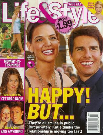 Life & Style Weekly: Jennifer Garner's Having a Baby!