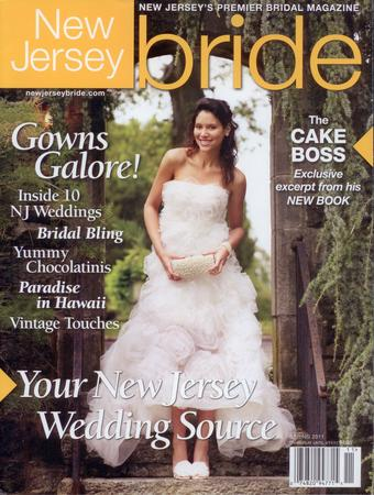 New Jersey Bride Cover
