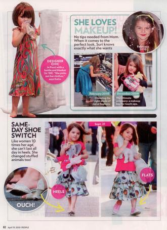 People Magazine: Suri Turns 4!
