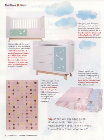 New Mom's Handbook: Nursery Must-Haves