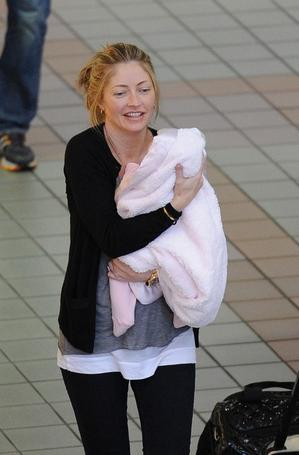 Rebecca Gayheart & Daughter Billie Beatrice