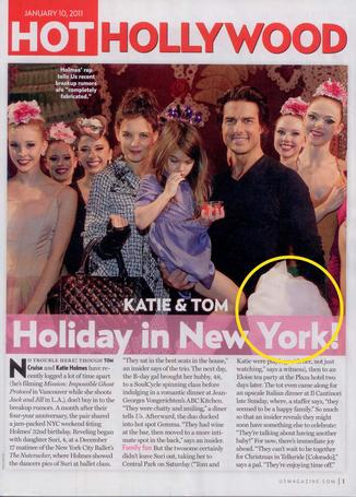 Us Weekly Suri Feature