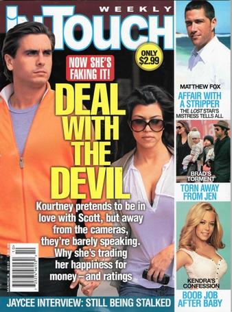 InTouch Weekly: Suri Travels the Globe with her Bankie!