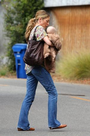 Rebecca Gayheart and Billie