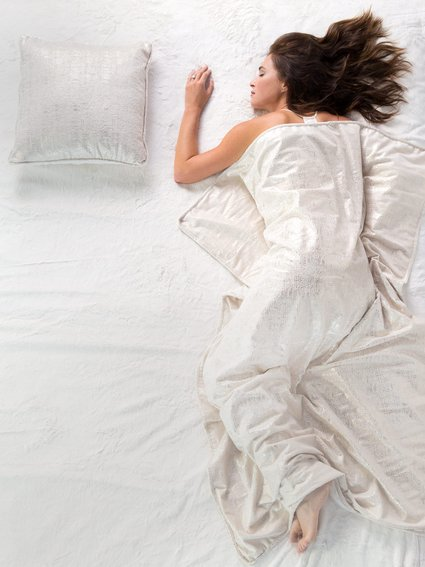 Lustre Rain™ Throw