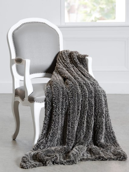 Luxe™ Knit Throw