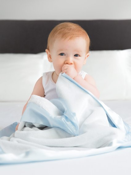 Powder Plush™ Baby Blanket