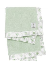 Chenille New Dot™ Baby Blanket