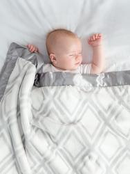 Luxe™ Diamond Baby Blanket