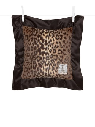 Luxe™ Leopard Baby Pillow