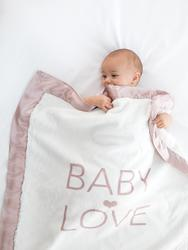 Luxe™ Baby LOVE Blanket