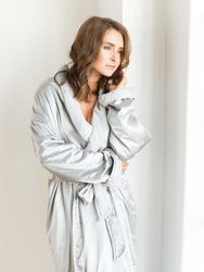Luxe™ Satin Robe