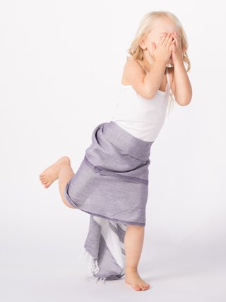 Indigo™ Turkish Towel