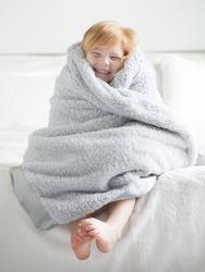 Chenille Big Kid Blanket