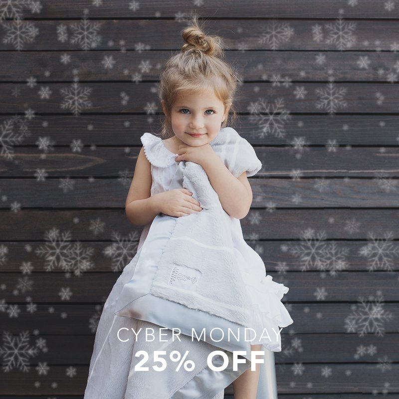 Today ONLY! Take 25% off sitewide with code CYBERMONDAY18. Free shipping + organza gift wrapping included with every order.