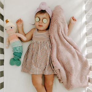 Spa day, anyone? Gushing over this cutie! @taliapearson_
