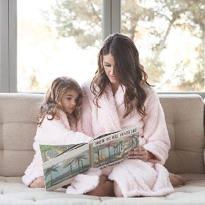 Theres nothing like snuggling up with your little LOVE and a good book!